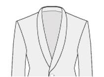 Tuxedo (Silk Lapel)